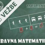 Zabavna matematika - Naslov